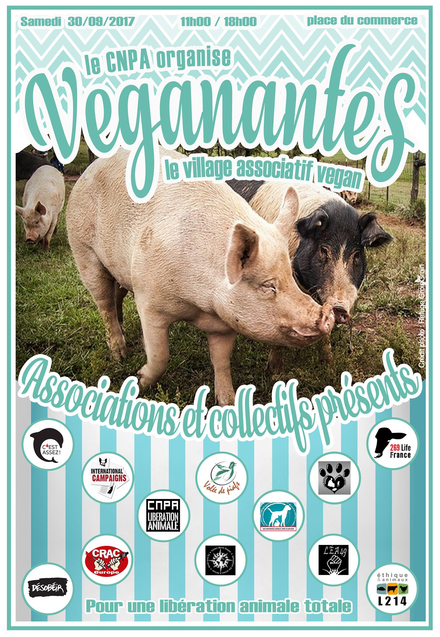 Rencontre vegan